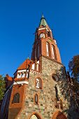 Church of Saint George in Sopot - Poland
