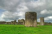13th Century Ballybeg Priory in Co. Cork - Ireland