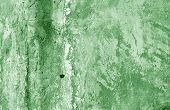 Grungy Cement Wall Texture In Green Tone. Abstract Architectural Background And Texture For Design. poster