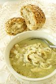 pic of tripe  - Polish tripe soup  - JPG