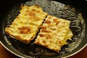 Fried matzo (