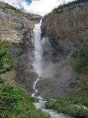 Takakkaw Falls, Yoho National Park, Canada