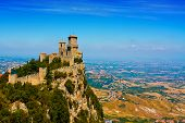 Sanmarine castle