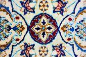 picture of tabriz  - Persian carpet nain - JPG