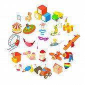 Sunshine Icons Set. Cartoon Set Of 25 Sunshine Icons For Web Isolated On White Background poster