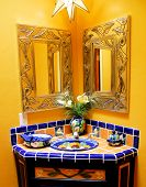 Adobe Bathroom