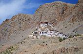 Kee gompa monastery India