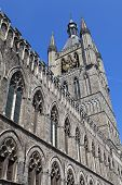 Cloth Hall In Ypres, Belgium