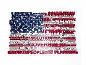USA Letter Flag