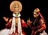 Kathakali theatre, India