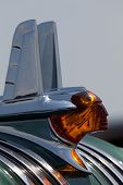 Hood Ornament Of The 1953 Pontiac