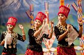 Traditional Burmese Kachin Dance