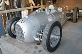 Auto Union 'silver arrows' classic racing car