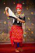 Classical Burmese dance