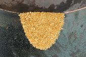 Natural Placer Gold