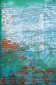 Distressed Brick Wall 8