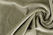 Fabric For Clothing Velour