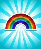 Bursting Rainbow