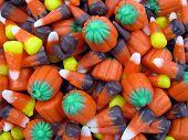 Halloween Candy Corn Mix