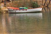 A boat of the jucar