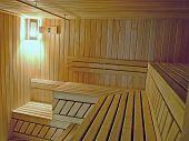 Sweating-room
