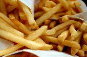 Closeup Fries