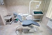 The image of dental chair