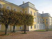 Peterhof Palace. Russia, St. Petersburg, Peterhof.