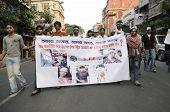 Trinamool Rally in Kolkata.