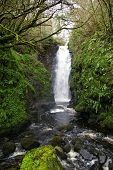 Waterfall At Carnlough