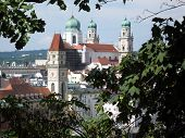 Town Hall In Passau