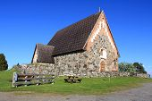 St Olafs Church, Tyrvaa Sastamala, Finland