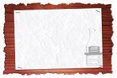 wooden board 004-130422