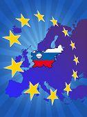 Slovenia In Europe