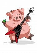 Rock and Roll Pig