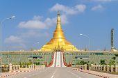 Uppatasanti Pagoda - Nay Pyi Taw