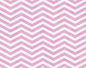 stock photo of zigzag  - Light Pink and White Zigzag Textured Fabric Background that is seamless and repeats - JPG