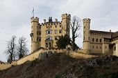 Hohenschwangau Castle In Bavaria