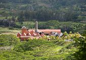 Factory - the museum on production of rum. Mauritius