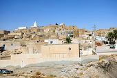 Center Of Tamezret In Tunisia