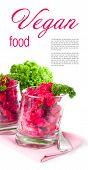Vegan Beetroot Salad