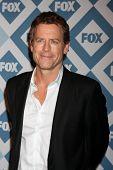 LOS ANGELES - JAN 13:  Greg Kinnear at the FOX TCA Winter 2014 Party at Langham Huntington Hotel on