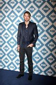 LOS ANGELES - JAN 13:  Chord Overstreet at the FOX TCA Winter 2014 Party at Langham Huntington Hotel