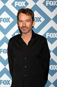 LOS ANGELES - JAN 13:  Billy Bob Thornton at the FOX TCA Winter 2014 Party at Langham Huntington Hot