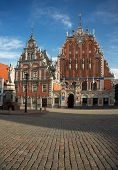 House Of The Blackheads- Riga