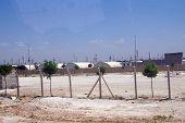 Akcakale Syrian  Refugee Camp