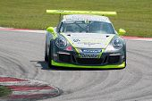 Porsche 911 Gt3 Cup Race Car