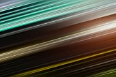 Fantastic Powerful Abstract Illustrated Stripe Background Design