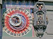 Astronomical clock in Berne