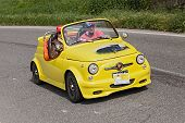 Fiat 500 Abarth Roadster